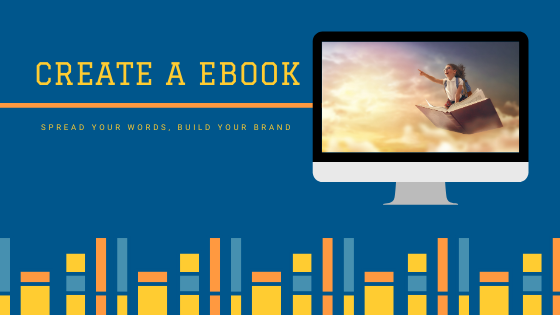 how to create a ebook